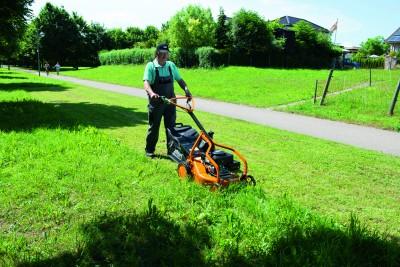Rasenmäher mit Zweitaktmotor AS 531 2T MK B bei Julmi in Porta Westfalica kaufen