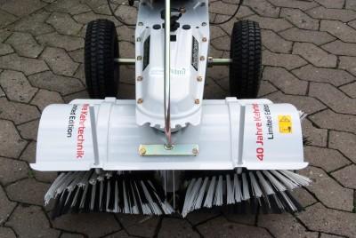 Kehrmaschine Tielburger TK17 B&S Jubiläumsmodell