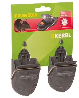 Mausefalle MouseStop 2-Stück