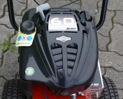 Tielbürger Wildkrautbürste TW50 B&S inkl. Seitenschutz