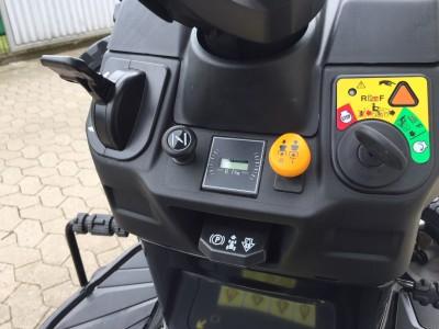 Power Edition by Julmi PE 22/106 HBM Rasentraktor