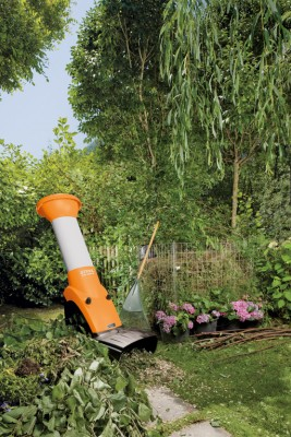 STIHL Gartenhäcksler Elektro GHE 250 S