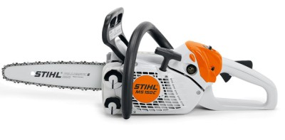 STIHL Motorsäge MS 150 C-E - Schnittlänge 25 / 30 cm