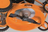AS 510 2T A mit geschützter Messerwelle und Stahl-Gehäuse bei Julmi in Porta Westfalica kaufen