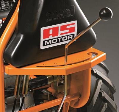 AS 65 4T B&S mit Schaltgetriebe und Ackerstollenbereifung für hohes Gras bei Julmi in Porta Westfalica kaufen