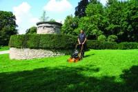 Mulch-Rasenmäher mit Zweitaktmotor AS 510 2T A bei Julmi in Porta Westfalica kaufen