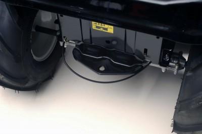 Power Edition Rasentraktor PE 15/96 TBM